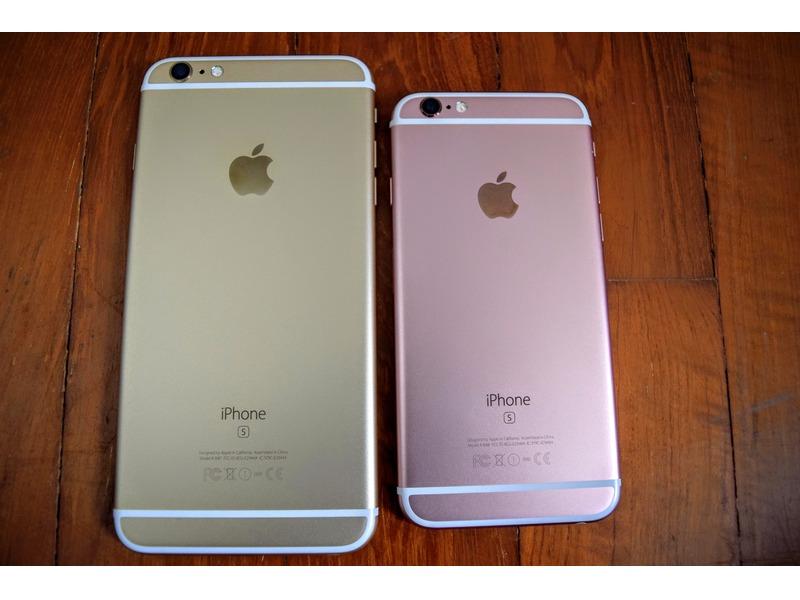 Apple 6s plus 16gb - 5/5