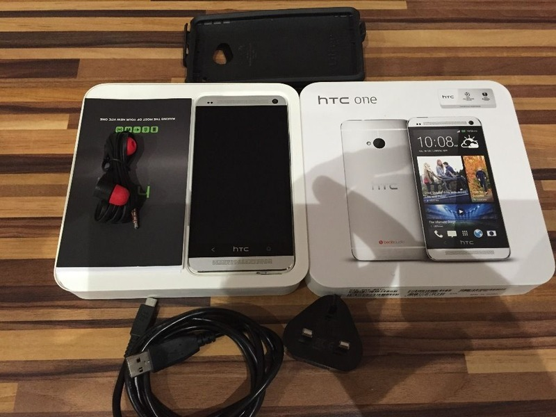 HTC One gold to gold edition - 64gb - 1/4
